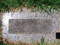 Asa Sampson Packard