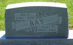 Ida Elizabeth <i>Gill</i> Bay