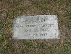 Ada Verry Barrett
