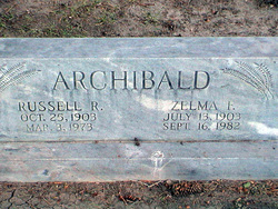Russell R. Archibald