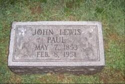 John Lewis Paul