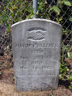 Hiram Patton Belcher