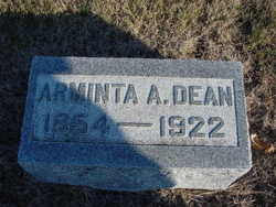 Arminta Alice <i>Cree</i> Dean
