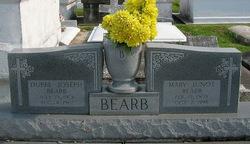 Mary <i>Junot</i> Bearb