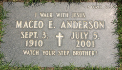Maceo Anderson