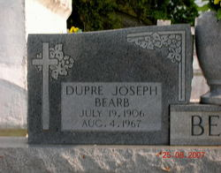 Dupre Joseph Bearb