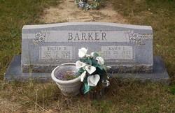 Mamie Elizabeth <i>Ischy</i> Barker