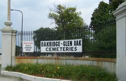 Oakridge-Glen Oak Cemetery