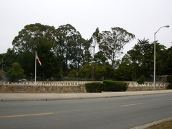 Presidio of Monterey Cemetery