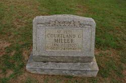 Courtland G. Miller