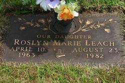 Roslyn M. Leach