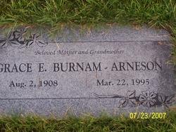Grace Elenora <i>Bertholf</i> Arneson