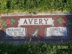 Marjorie E. Avery