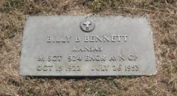 Billy Bert Bennett