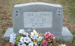 Arvie A. <i>Epps</i> Thomas