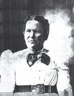Martha Ellen <i>Brant</i> Davis