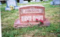 Rev William Austin Hinson