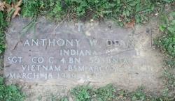 Sgt Anthony William Dean