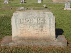 Isabella Jane <i>Wilkerson</i> Crabtree