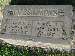Fluella Louisa <i>Smith</i> Fitzsimmons