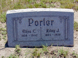 Eliza Clarissa <i>Wood</i> Porter