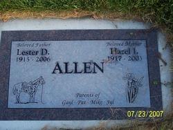 Lester D. Allen