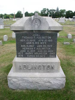 Thomas Frank Adlington