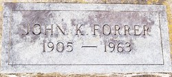 John K. Forrer
