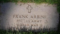 Frank Arbini