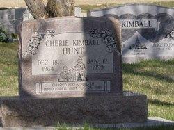 Cherie Beryl <i>Kimball</i> Hunt