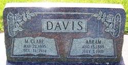Abram Abe Davis