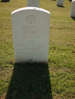 PFC John Charles Guire