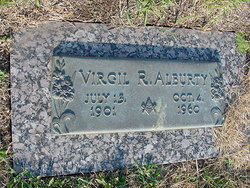 Virgil R Alburty