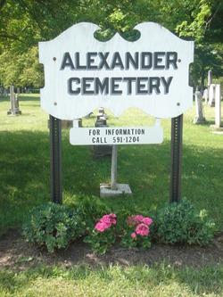 Alexander Village Cemetery