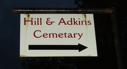 Hill-Adkins Cemetery