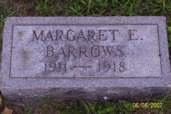 Margret Evelyn Barrows
