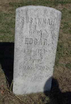 Susanna <i>Kratzer</i> Edgar