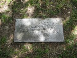 Benjamin Franklin Hood