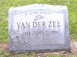 John Van Der Zee