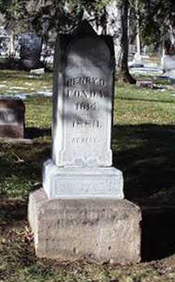 Henry Dewitt Fonda