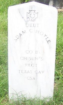Lieut Adam C Hoyle