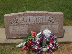 Mabel I <i>Glenn</i> Alcorn