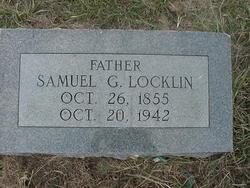 Samuel Griffith Locklin