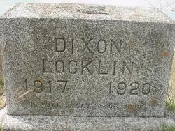 Samuel Dixon Locklin
