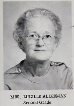 Vera Lucille Alderman