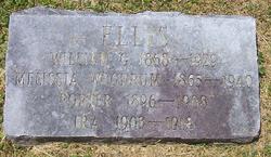 William G Ellis