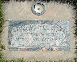 Myrtle Parker <i>Smith</i> Porter