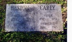 Viola Mary <i>Heston</i> Carey
