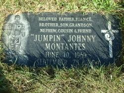 Johnny Montantes