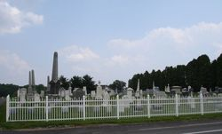 Sharon Center Cemetery